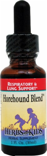 Herbs For Kids  Horehound Blend Perspective: front