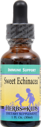 Herbs for Kids Sweet Echinacea Dietary Supplement Perspective: front