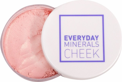 Everyday Minerals Luminous Love Me Pink Blush Perspective: front