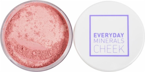 Everyday Minerals  Luminous Blush I'm Taken Perspective: front
