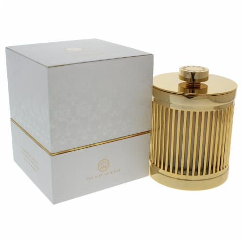 Amouage Honour Scented Candle Candle & Candle Holder 6.9 oz Perspective: front