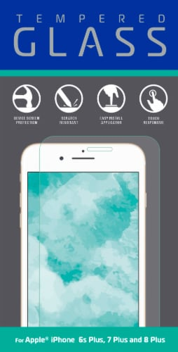 ZGear Tempeted Glass Screen Protector Perspective: front