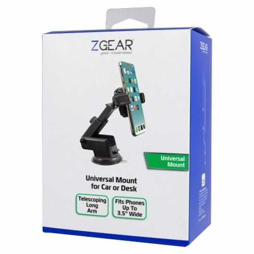ZGear Universal Telescope Phone Mount Perspective: front