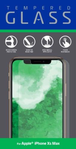 ZGear Tempered Glass Screen Protector - Clear Perspective: front