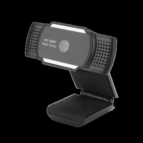 ZGear 2K Web Cam - Black Perspective: front