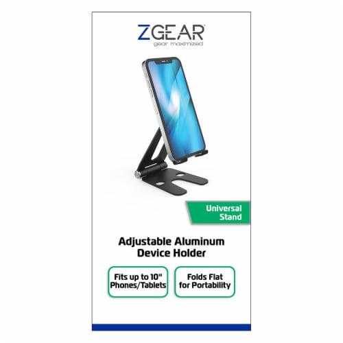 ZGear Adjustable Aluminum Device Holder Perspective: front