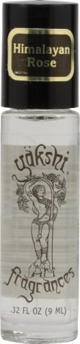 Yakshi Fragrances  Roll-On Fragrance Himalayan Rose Perspective: front