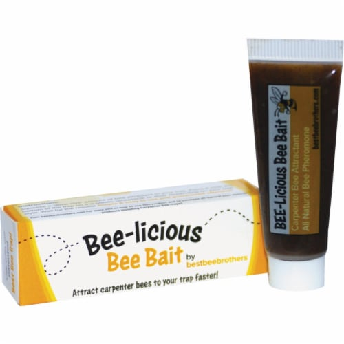 Best Bee Brothers BEE-Licious Carpenter Bee Bait