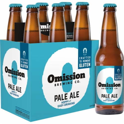 Omission Pale Ale Perspective: front