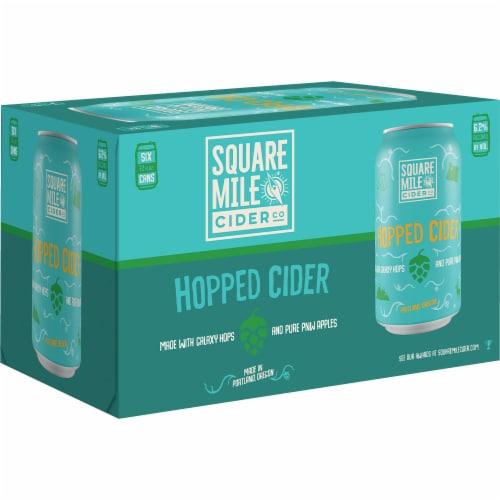 Square Mile Spur & Vine Hopped Apple Cider Perspective: front