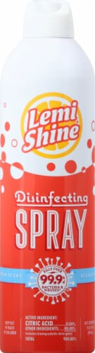 Lemi Shine Multi-Purpose Disinfecting Aerol Fresh Spray Perspective: front