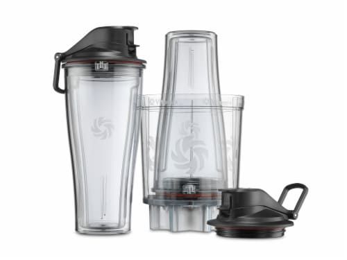 Vitamix Personal Cup Adapter Set Perspective: front