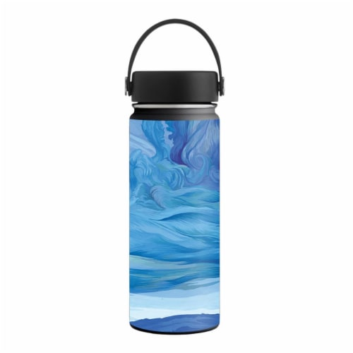 MightySkins HFWI18-Cell Phone Towers Skin for Hydro Flask 18 oz Wide Mouth - Cell Phone Tower Perspective: front