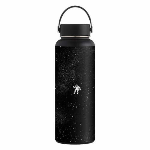 MightySkins HFWI40-Gravity Skin for Hydro Flask 40 oz Wide Mouth - Gravity Perspective: front
