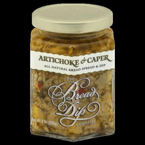 The Bread Dip Artichoke & Caper Bread Spread & Dip Perspective: front