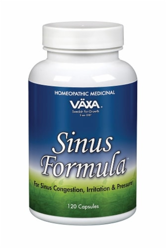 Vaxa  Sinus Formula™ Perspective: front