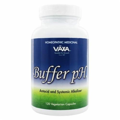 Vaxa  Buffer pH® Perspective: front