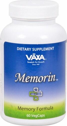 Vaxa  Memorin™ Perspective: front