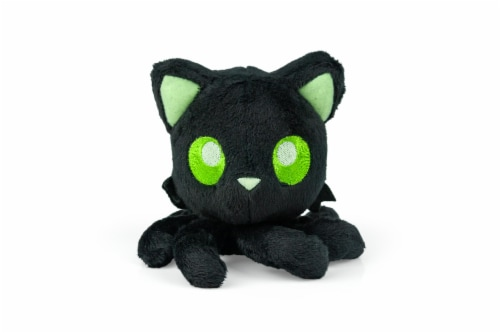 Tentacle Kitty Series Little One Moonlight Plush Collectible | 4 Inches Tall Perspective: front
