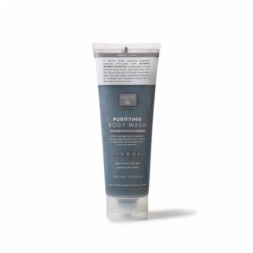 Earth Therapeutics Charcoal Body Wash Perspective: front
