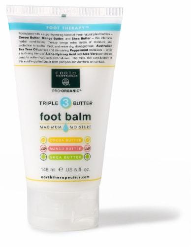 Earth Therapeutics Maximum Moisture Foot Balm Perspective: front