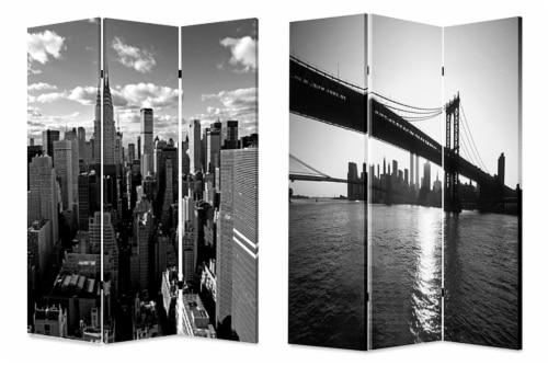 Screen Gems NEW YORK SKYLINE SCREEN SG-114 Perspective: front