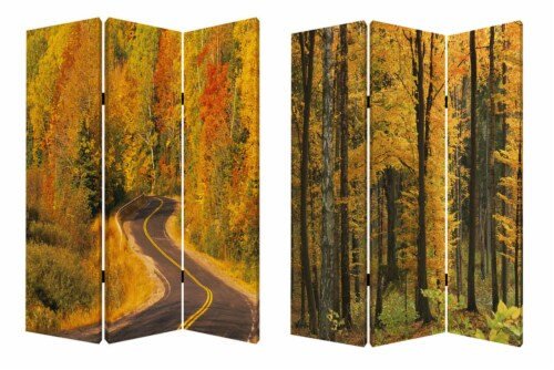 Screen Gems AUTUMN JOURNEY SCREEN SG-113 Perspective: front