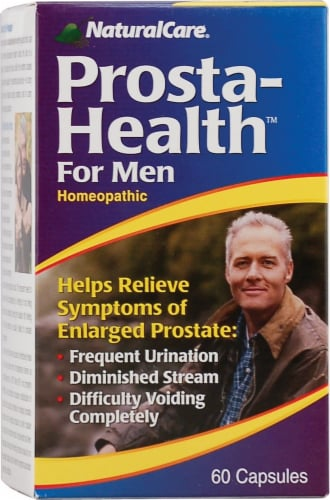 Natural Care Prosta-Health For Men Perspective: front