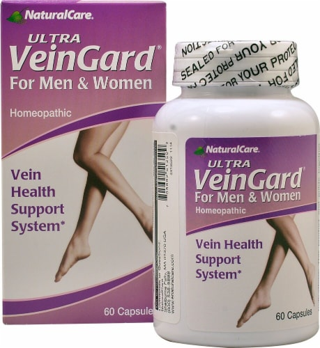 Natural Care  Ultra Vein-Gard For Men & Women Perspective: front