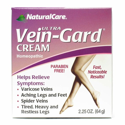 Natural Care  Vein-Gard Cream Perspective: front