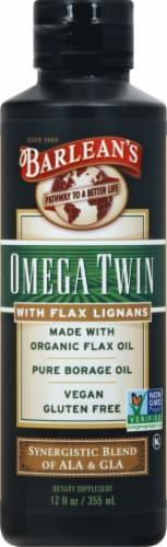 Barlen's Lignan Omega Twin Perspective: front