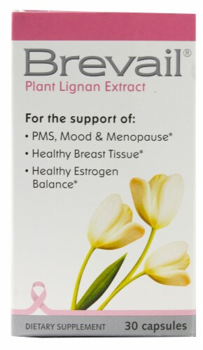 Barlean's  Brevail® Plant Lignan Extract Perspective: front