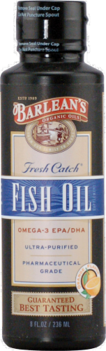 Barlean's Fish Oil Perspective: front