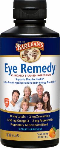 Barlean's Eye Remedy Tangerine Swirl Perspective: front