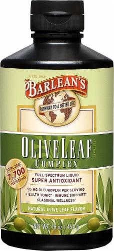 Barlean's  Olive Leaf Complex   Natural Perspective: front