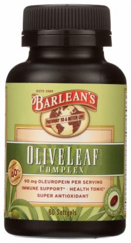 Barlean's  Olive Leaf Complex Perspective: front