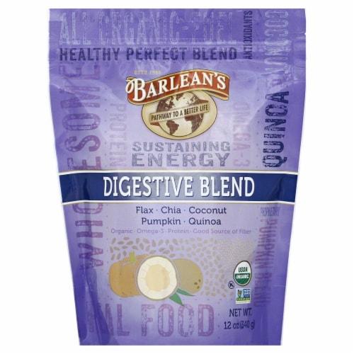 Barleans Digestive Blend Perspective: front