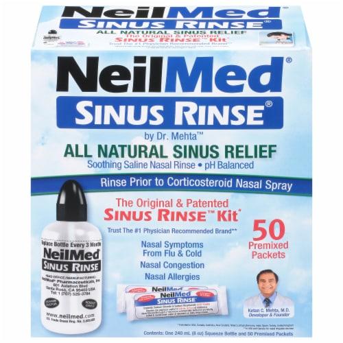 NeilMed Sinus Rinse Kit Perspective: front