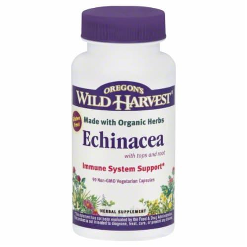 Oregon's Wild Harvest Echinacea Perspective: front