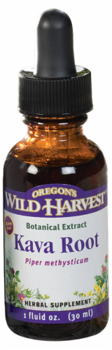 Oregon's Wild Harvest Kava Root Extract Perspective: front