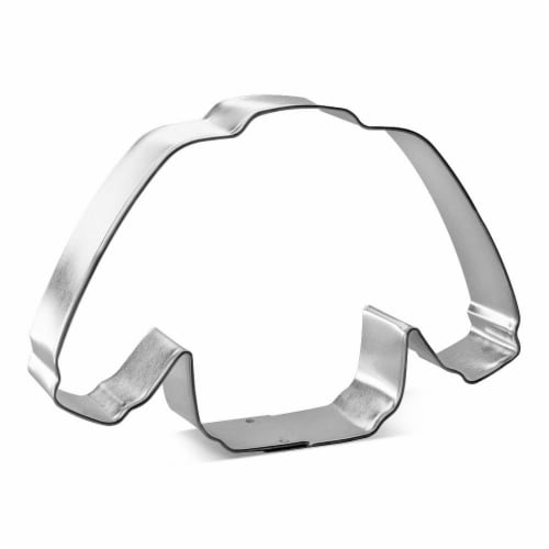 Sweater Cookie Cutter 4.25 in B1605 Perspective: front