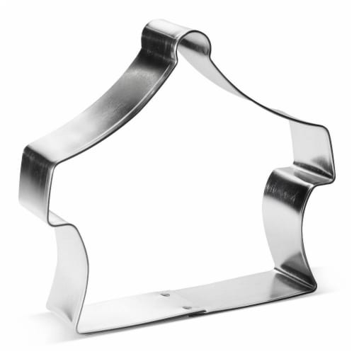 Circus Tent Cookie Cutter 3.5 in B1585 Perspective: front