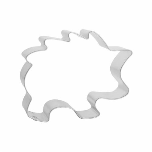 Hedge Hog Cookie Cutter 3.75 in B1601 Perspective: front