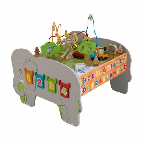 KidKraft Toddler Activity Station Perspective: front