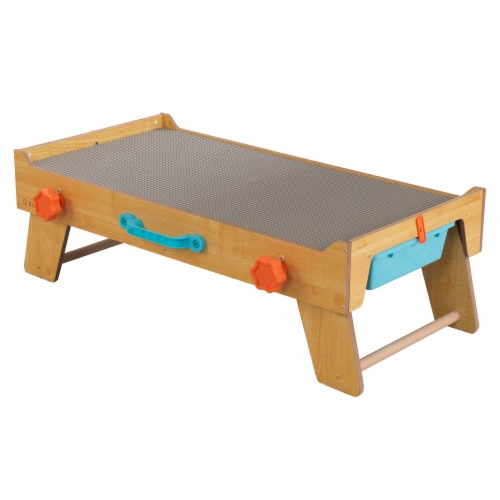 KidKraft Clever Creator Activity Table Perspective: front