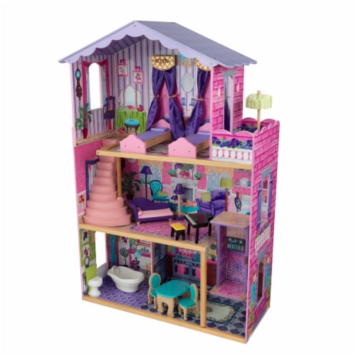 KidKraft My Dream Mansion Perspective: front