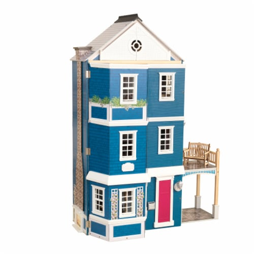 KidKraft Grand Anniversary Dollhouse Perspective: front