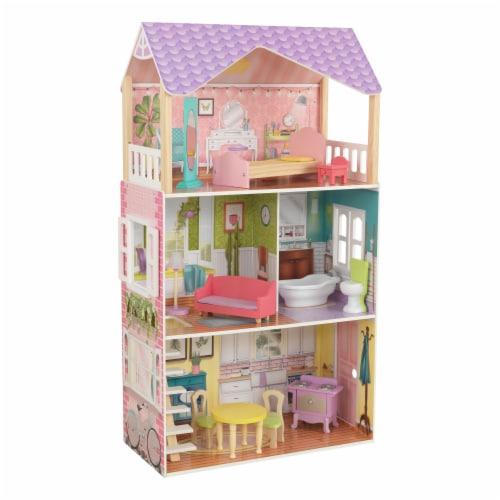 KidKraft Poppy Dollhouse Perspective: front