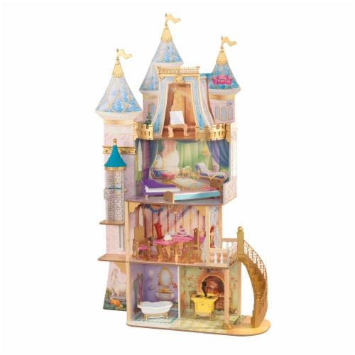 KidKraft Disney® Princess Royal Celebration Dollhouse Perspective: front