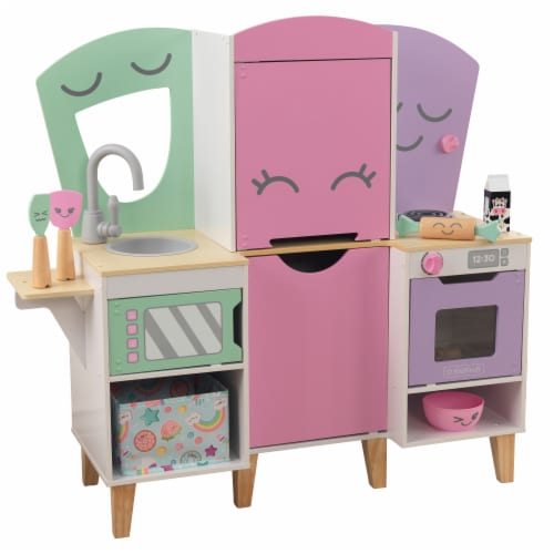 KidKraft Lil' Friends Play Kitchen Perspective: front